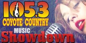 Coyote Country Music Showdown