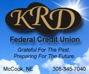 KRD Federal Credit Union advertisement